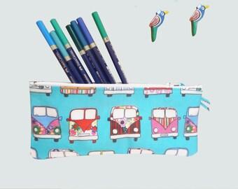 Trousse école-trousse enfant-pochette avec zip