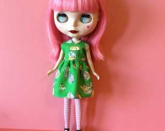 Sweet animals Blythe dress