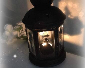 Disney Princess Inspired Lantern, Tea light Holder,  Lantern, Candle Glow,