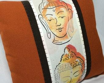 Buddha Pillow 10x10~