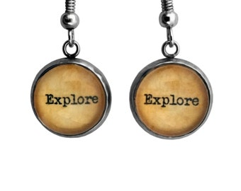 Explore Earrings