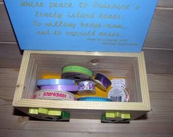 Grasmere box   Daffodils   Memory box   Holiday box   Keepsakes