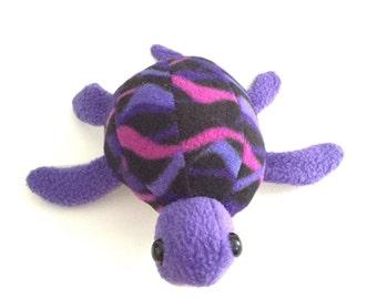 purple turtle etsy