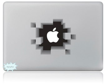 New 3D sticker Macbook decal macbook stickers apple decal mac decal new 21