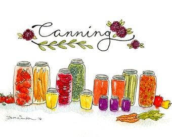 Canning Time