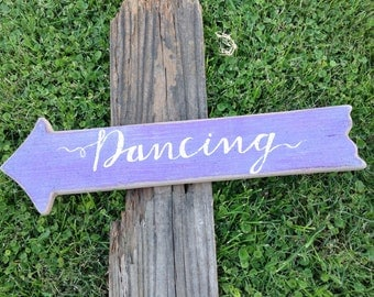 Party Signs, Wedding Signs, Wedding Directional Signs, Beach Signs, Beach Directional Signs, Directional Signs, Rustic Wedding Signs, Signs