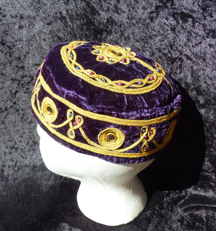 Turkish Hat Boho Hat Ottoman Hat Ethnic Hat Hippie Hat