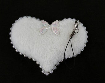 Heart cell phone  accessories