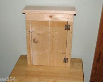 Small DIY Medicine Cabinet