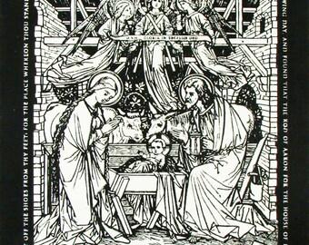 Nativity - Manger