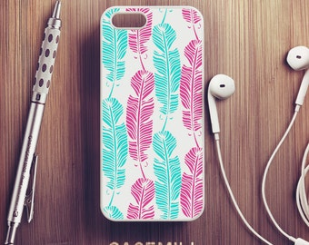 Feather iPhone 6 Case Boho Pattern iPhone 6s Case iPhone 6 Plus Case iPhone 6s Plus Case iPhone 5s Case iPhone 5 Case iPhone 5c Case