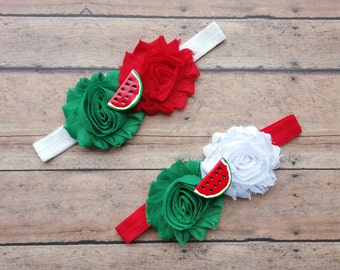 Baby/Toddler Watermelon Headband! Perfect for Photo Shoots!