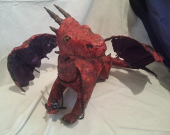 Red one-eyed Dragon