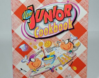 New Junior Cookbook, Better Homes and Gardens, cookbook for children