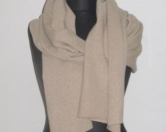 100% Italian merino wool scarf