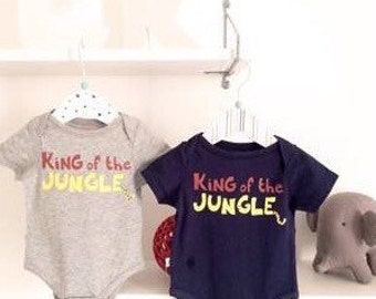 baby body king of the jungle