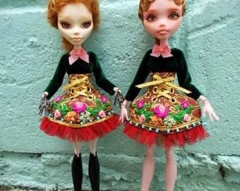 Monster High Dolls Dress -- last one!!!