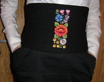 Machine Embroidery Design - Estonian Folk border