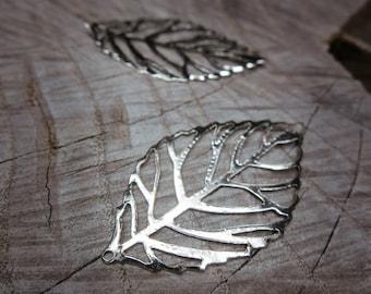Leaf Plate Applique ~2 pieces #100254