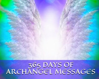 Angel Messages Channeled Book