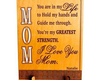 Custom Mom's Mother's Day Gift,Valentines day Gift to my Sweet Mom,Mothers' Day Gift,Gift for Mummy,Gift To my Wonderful Mom,Thanks Mom.