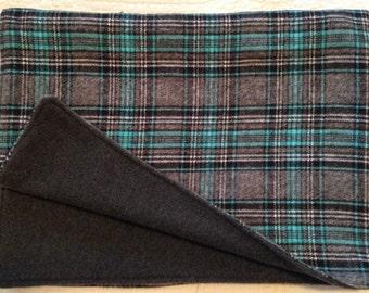 Dog Blanket, Fleece Dog Blanket, Crate Blanket, Handmade Dog Blanket, Puppy Blanket, Dog Bedding, Ready To Ship