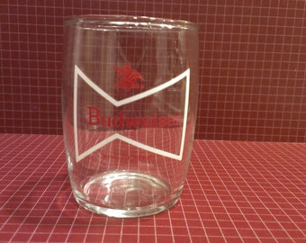 Budweiser Short Glass