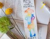 Dobby Bookmark // Harry Potter Bookmark