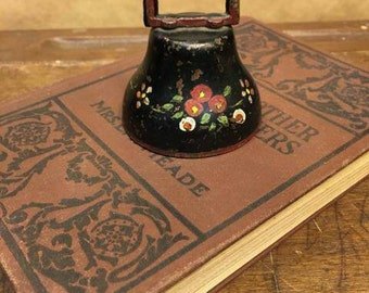 Antique Swedish Cow Bell or hand bell