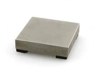 Metal Stamping Block Steel Stamping Block Small Impressart Metal Stamping Supplies