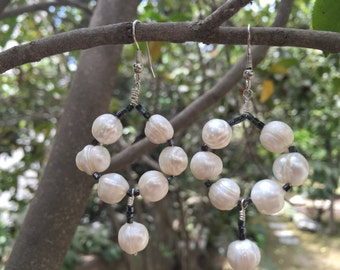Infinity BIWA pearl circle