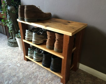 Unique Shoe Rack Related Items Etsy