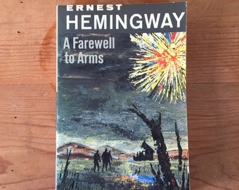 A Farewell to Arms by Ernest Hemingway Vintage Book