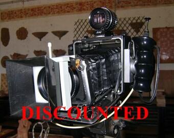 beautiful camera LINHOF-TECNIKA 6x9   lowered 40%