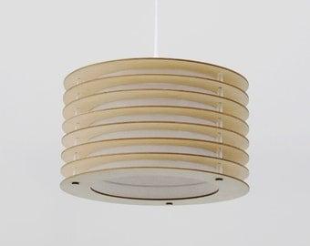 Nuage No. 1 Holzlampe - contura Hängelampe