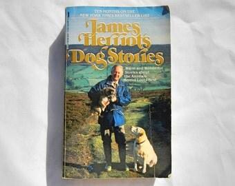 James Herriot's Dog Stories Vintage Paperback Book