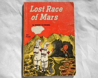 Lost Race of Mars by Robert Silverberg Vintage 1966 Paperback Book