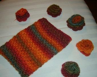 Cache neck warm and cozy multicolor