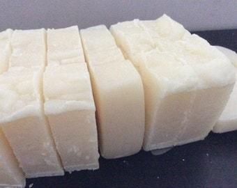 Natural Laundry Soap, Coconut Oil Soap, Bar, Stain Stick, Vegan Soap, Laundry Soap 4.5oz. #LBCU00