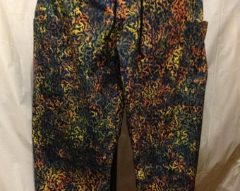Men's sports themed lounge pants