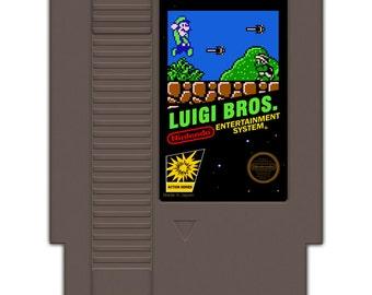 NES - Luigi Bros.