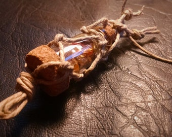 Fairy Jar, Fairy Jar Necklace,