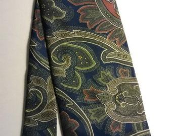 326.  B. Blass necktie