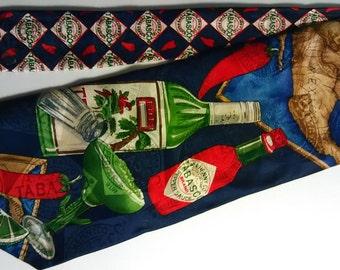 317.  Tabasco necktie