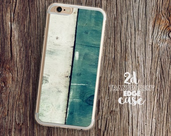 iPhone 6s case wood two tone iPhone 7 Case wood mens unique iphone 6s Plus iphone 5s case faux wood print iphone 6 case iphone 7 plus LU38