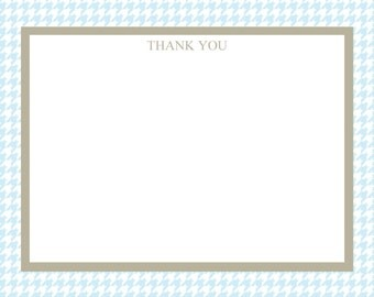 Baby Blue Note Cards