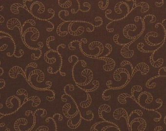 Late Bloomers by Sandy Gervais (17628-15) Quilting Fabric by the 1/2 Yard