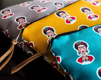 Frida Kahlo Cosmetic Bag