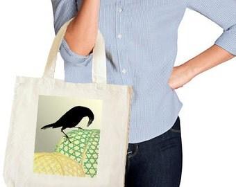 100% reusable tote bag