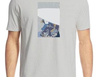 100% cotton pre-shrunk t-shirt